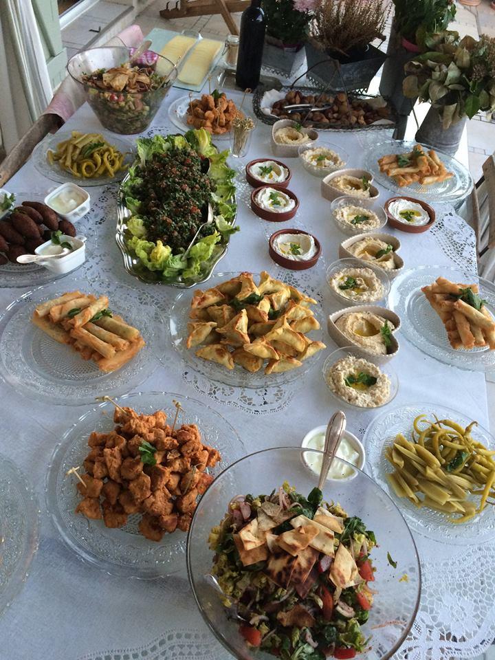 Mezze Ona | Traiteur libanais à Biarritz – cuisine libanaise on